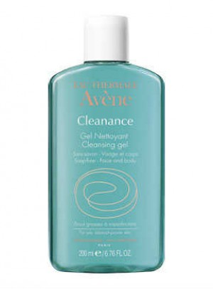 Avene Cleanance Gel Limp 200ml
