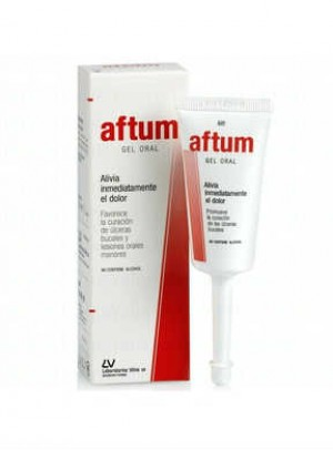 Aftum Gel Or 15 Ml