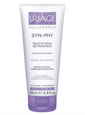 Uriage Gyn Phy Gel Higiene Intima 200ml