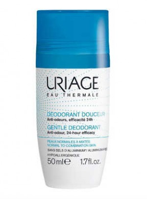 Uriage Deo Douceur Roll On Psens50ml