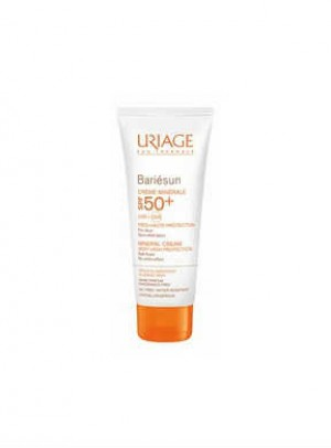 Uriage Bariesun Cr Minerale Spf50+ 100ml