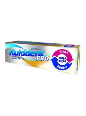 Kukident Pro  Cr Dupla Accao Protes 60g